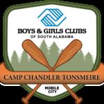 Camp Tonsmeire Logo